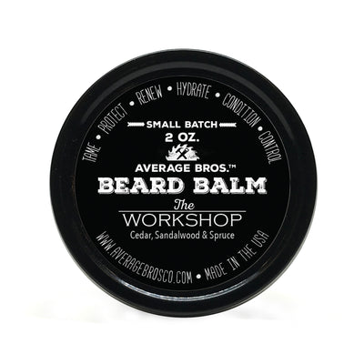 The Workshop - Beard Balm - Legging Empire