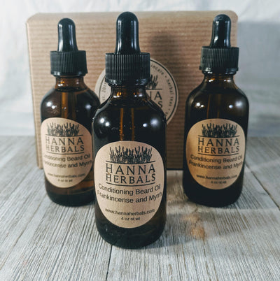 Beard Oil - beard grooming - gift set - Legging Empire