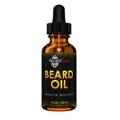 BeardGuru Premium Beard Oil: Smooth Whiskey - Legging Empire