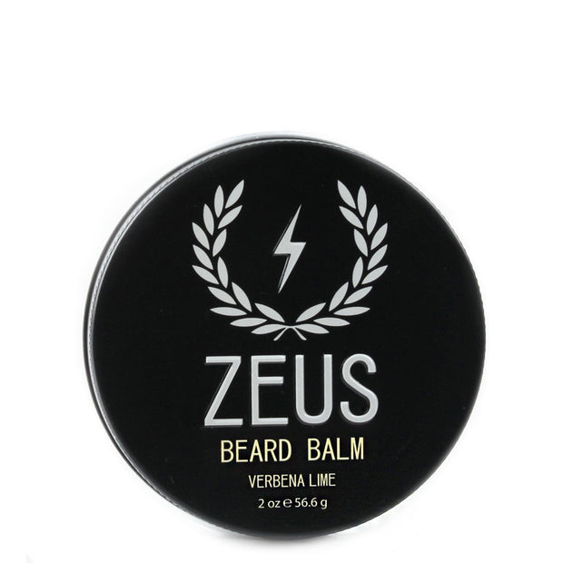 Beard Balm Conditioner, Verbena Lime 2 fl oz.
