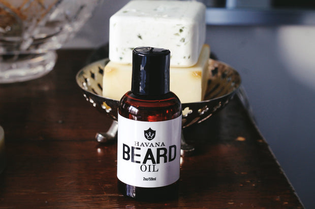 Havana Beard Oil - Legging Empire