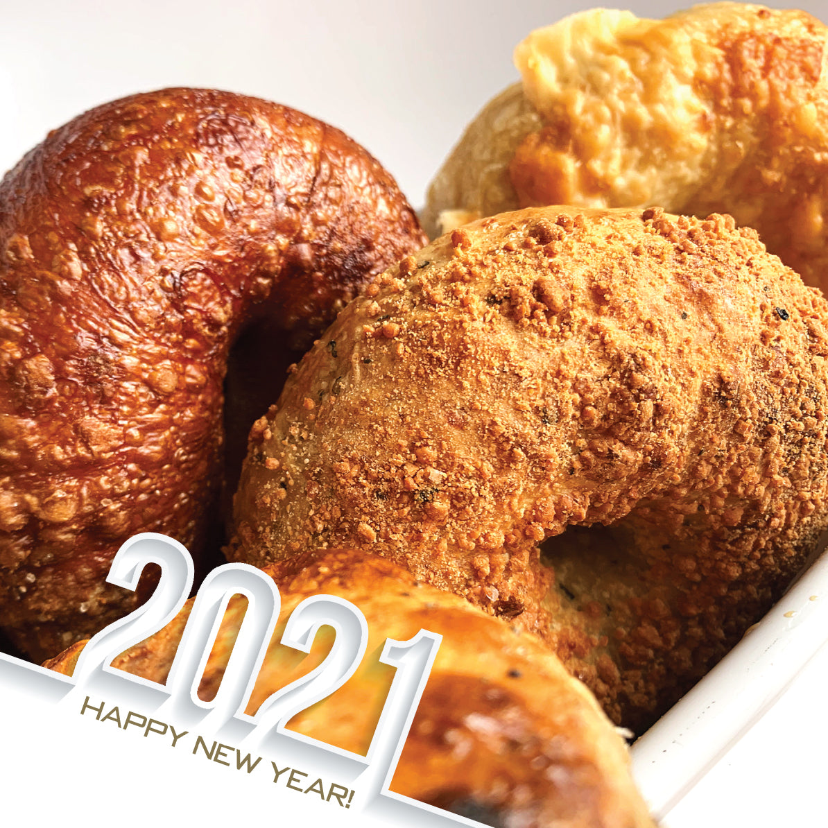 New Year's Day 2021 - Dozen Variety Pack - 10AM to 12 PM Delivery