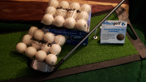 Albus Golf - Eco Bio Ball - Deck Ready Kit