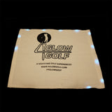 4 Glow Golf - Litewave Rally Towel - 2 PACK