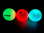 4 Glow Golf - 3 Ball Sample Pack