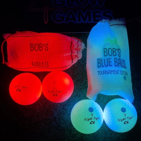 Bob's Tournament 4 Pack