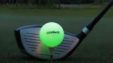 Lite4Nite - 9 Ball pack with Charger and LED Golf Towel