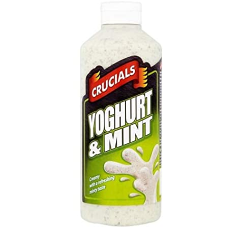 Crucial Yoghurt and Mint - 500ml
