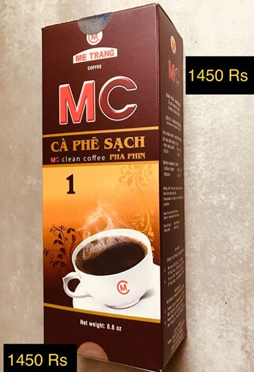 Vietnamese MC1 Coffee 250g  (Mix Arobica and Robusta)