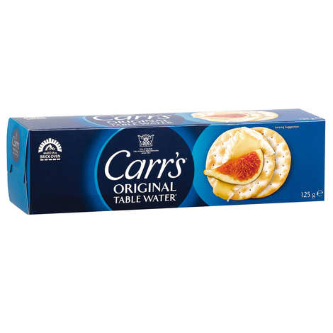 Carrs Water Crackers 125g