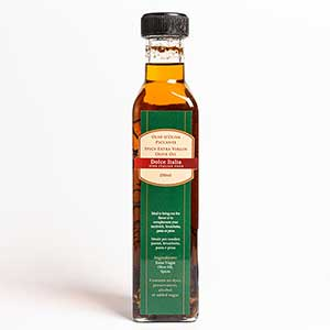Spicy Extra Virgin Olive Oil – 250 ml