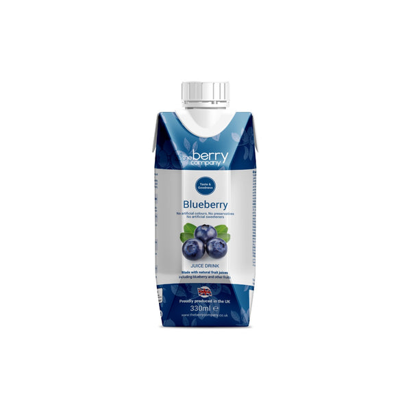 Berry Company Blueberry 330ml