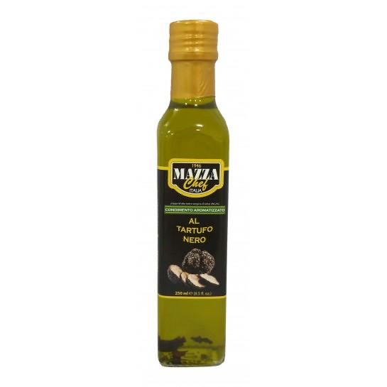 "Black Truffle Extra Virgin Olive Oil ""Mazza"" 250ml"