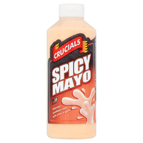Crucials Spicy Mayo 500 ml