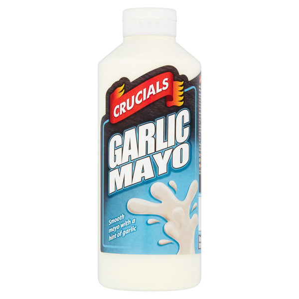Crucials Garlic Mayo 500 ml