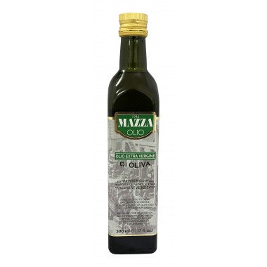 Extra Virgin Olive Oil Mazza 500ml