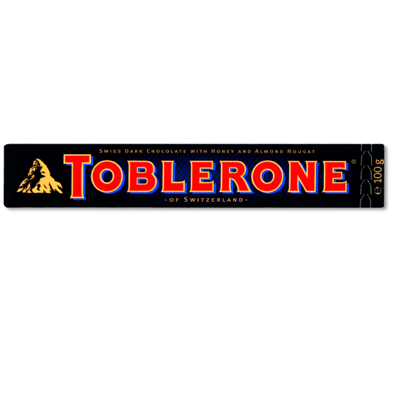 Toblerone - Black