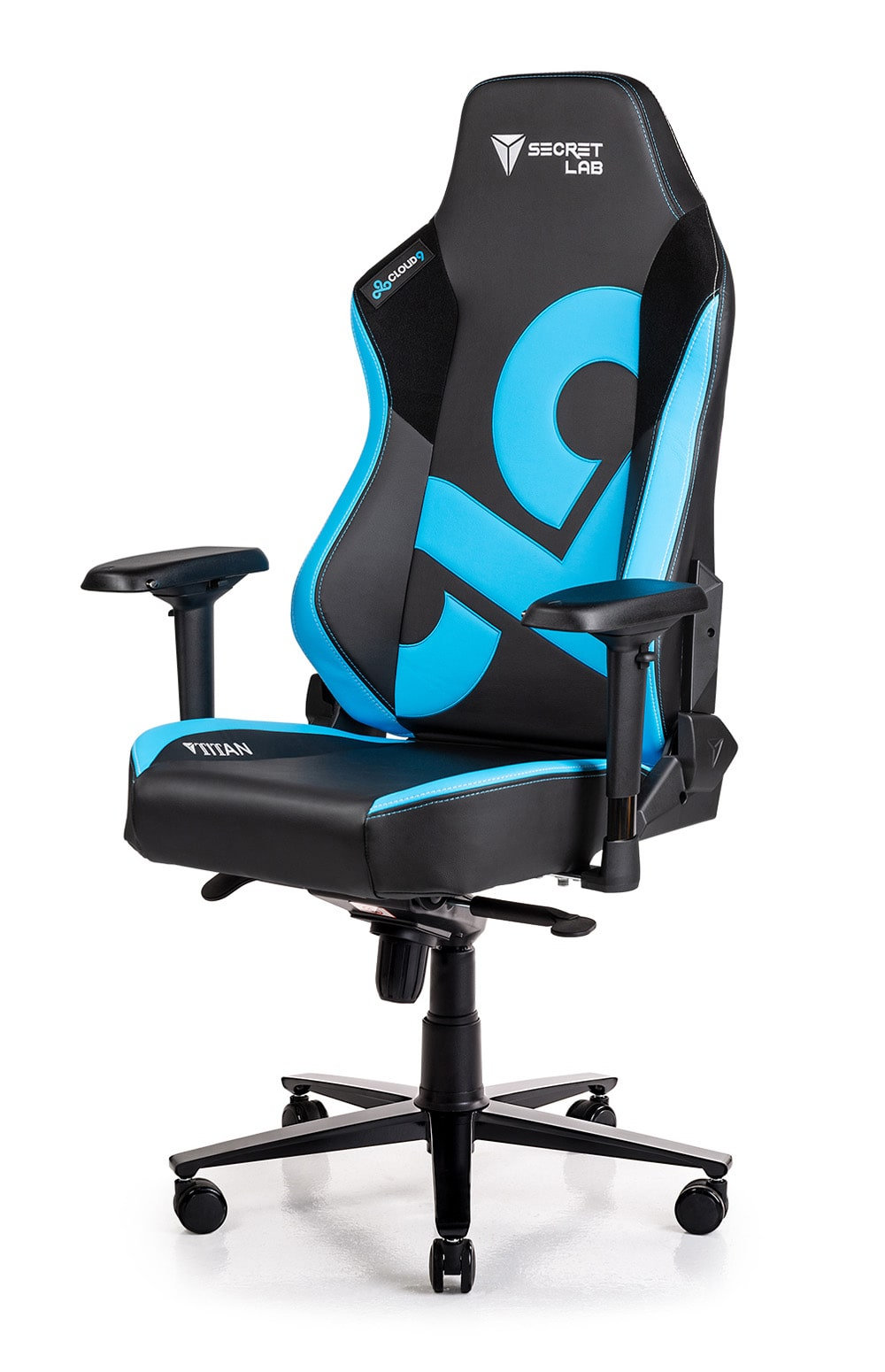 Secretlab TITAN Series- Cloud9 Special EditionGaming Chair