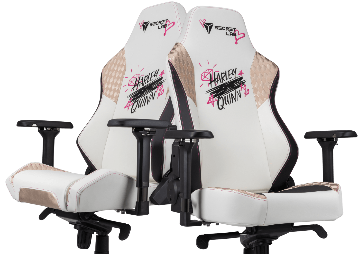 Secretlab x Birds Of Prey - OMEGA and TITAN Special Edition Gaming Chairs