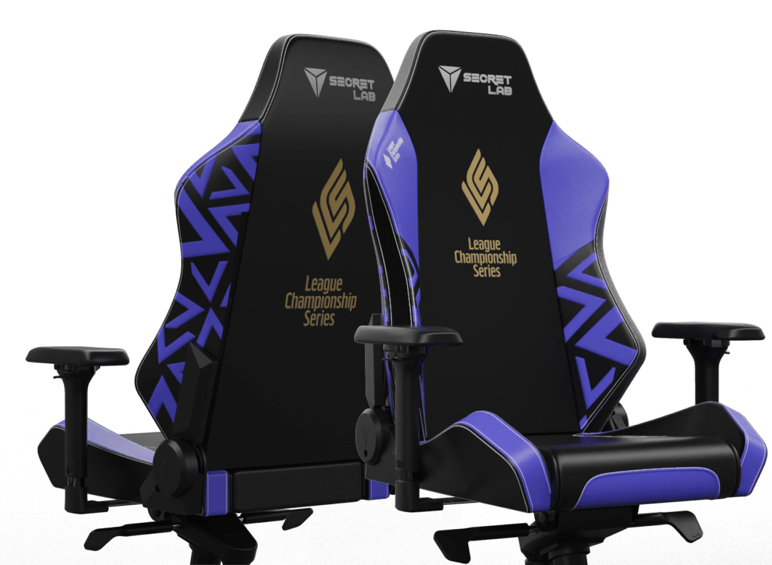 Secretlab x LCS - OMEGA and TITAN Special Edition Gaming Chairs