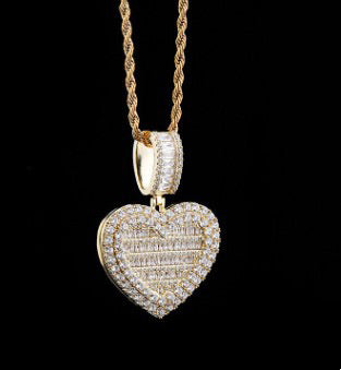 Heart Photo Locket