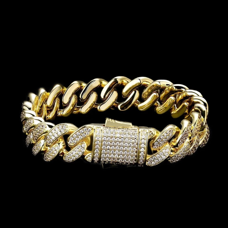 Men's Cuban Bracelet
