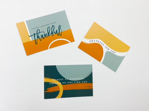 Native Kin - Thanksgiving Cards