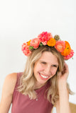 "Flower Crown ""The Dolly"""