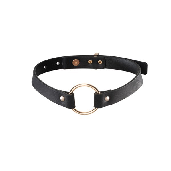 Bijoux Georgia Collar (Black/Tin) (v)