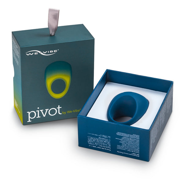 Pivot Vibrating Ring by We Vibe
