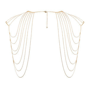 Bijoux Shoulder & Back Chain Gold
