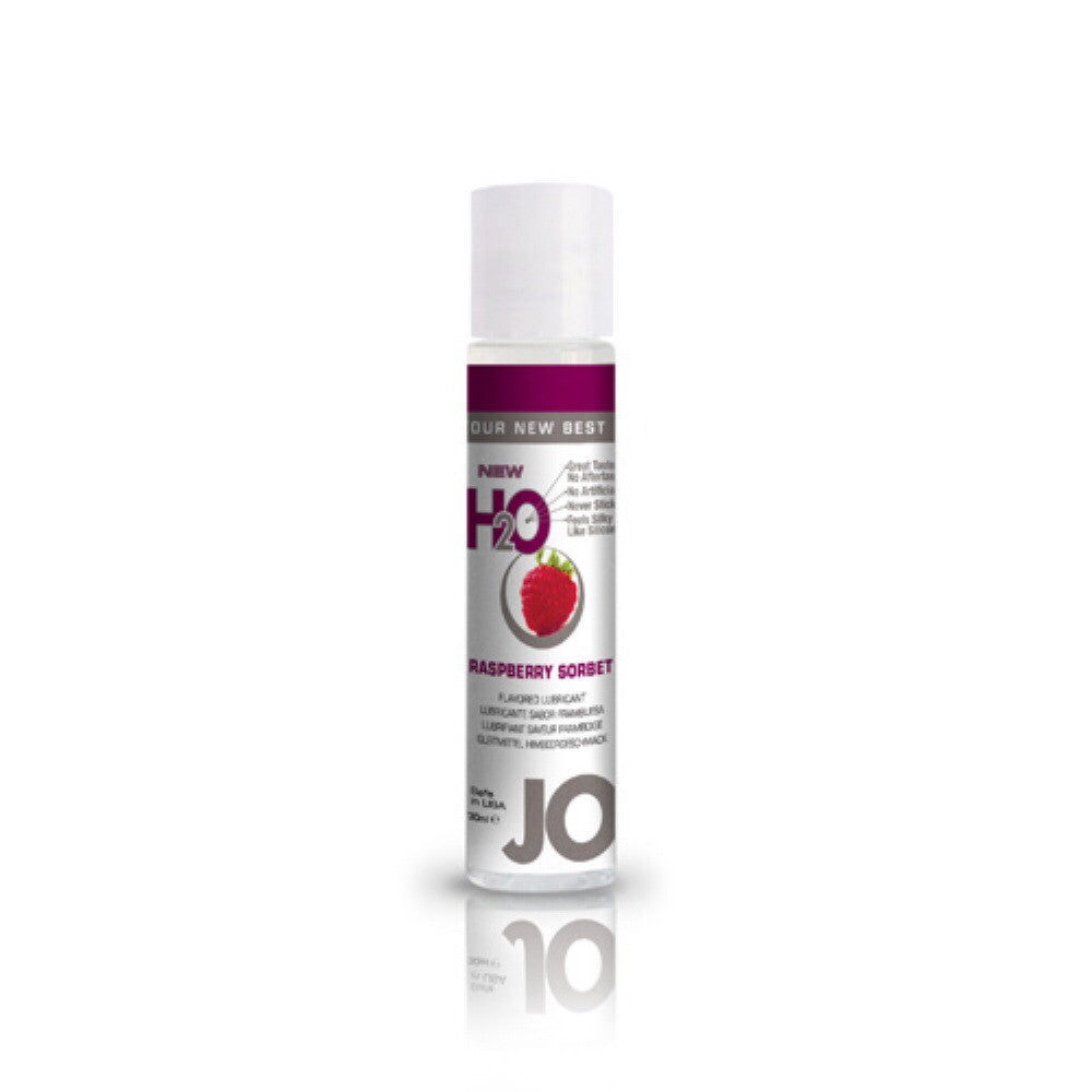 Raspberry Sorbet Lubricant - She Said Boutique