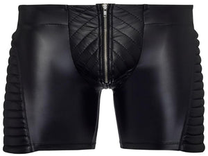 Biker Black Short by NEK