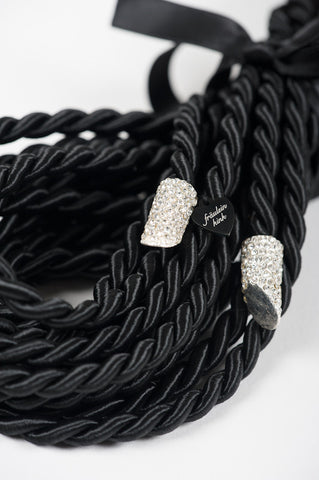 Luxury Bondage Rope Lasso 5M by Fräulein Kink - She Said Boutique - 1
