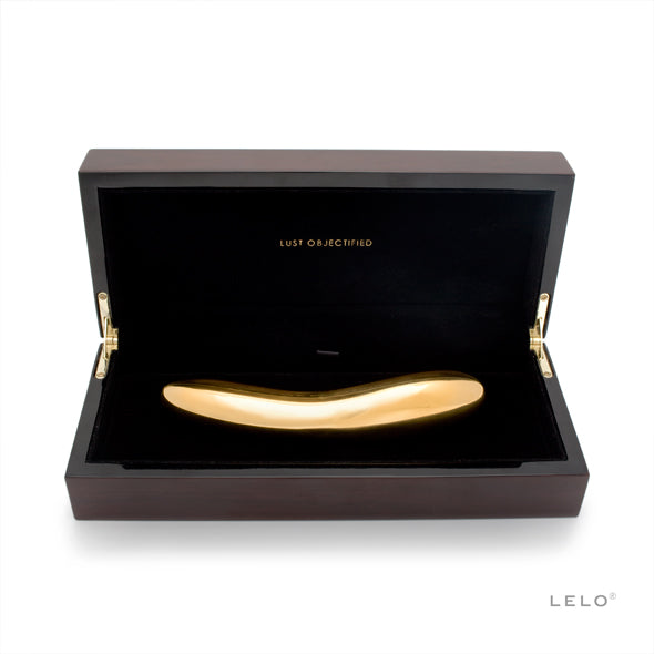 Inez 24KT Gold-Plated vibrator by LELO