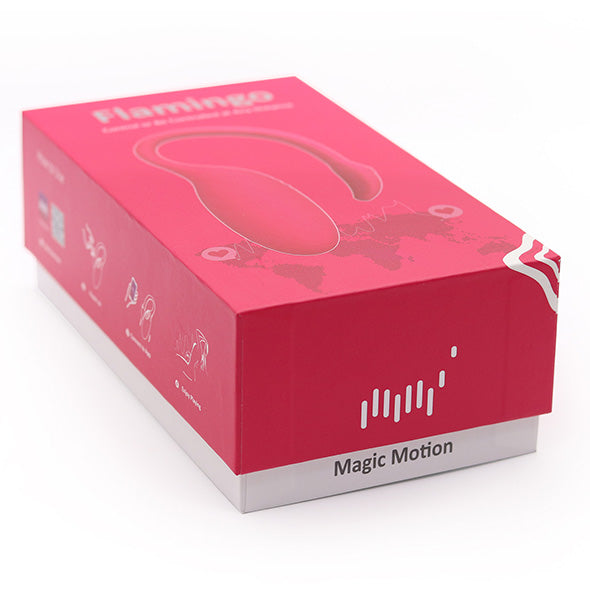 Flamingo APP Controlled Bullet Vibrator - New in Store!