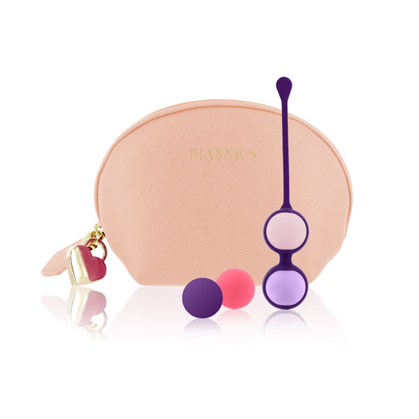 Kegel Balls by  RIANNE S
