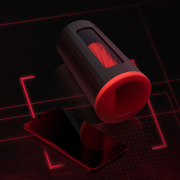 F1s APP Controlled Male Stroker by LELO  -  New in Store!