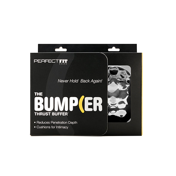 The Bumper Thrust and Donut Buffer (Black) - New in store!