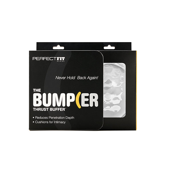 The Bumper Thrust and Donut Buffer (Clear) - New in store!