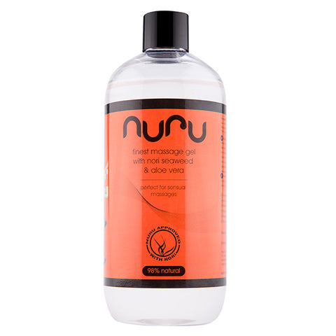 Nuru Massage Gel with Nori Seaweed & Aloe