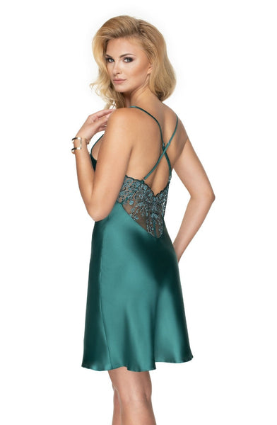 Emerald Nightdress