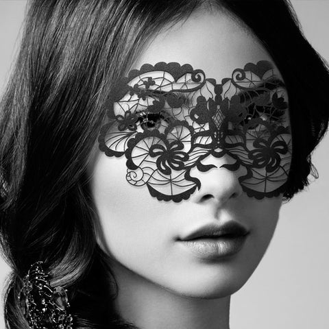 BIJOUX INDISCRETS ANNA VINYL MASK - She Said Boutique