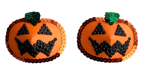 Pumpkin Nipple Pasties