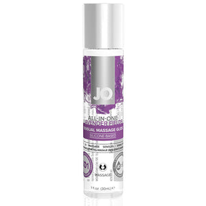 JO ALL in ONE - Lavender Oil & Personal Lubricant