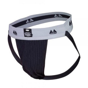 Jockstrap Black with 2 Inch Band