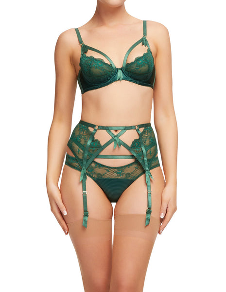Madame X Underwired Bra Juniper