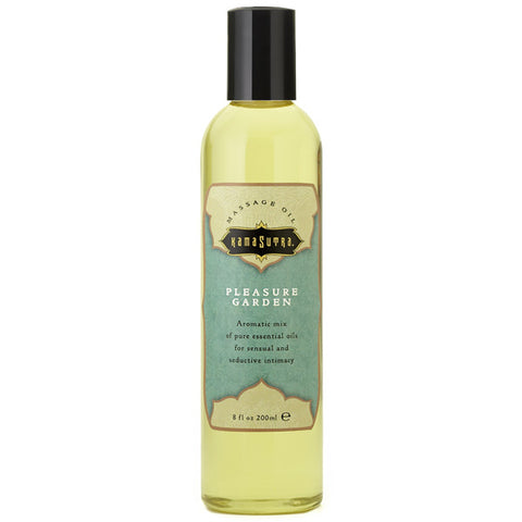 Kama Sutra Massage Oil Pleasure Garden