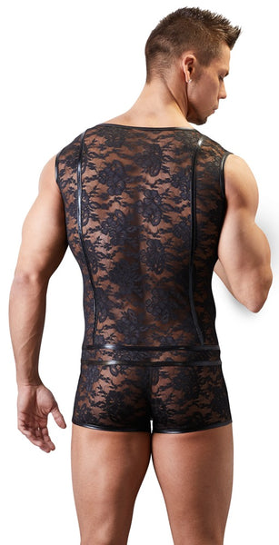 Lace Men Body