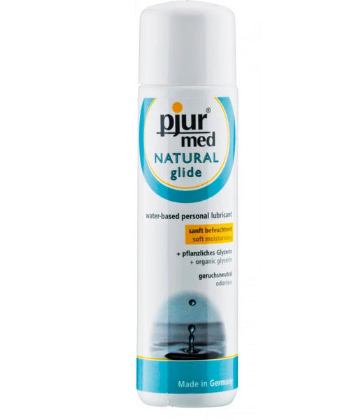 MED Natural Glide Water Based by Pjur